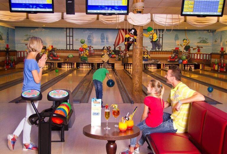 Bowling v legolande