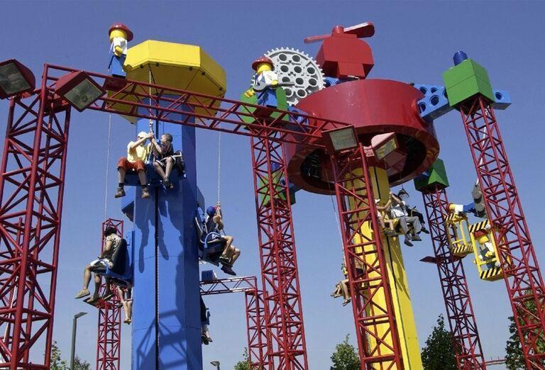 Silová veža pre deti s predstavivosťou