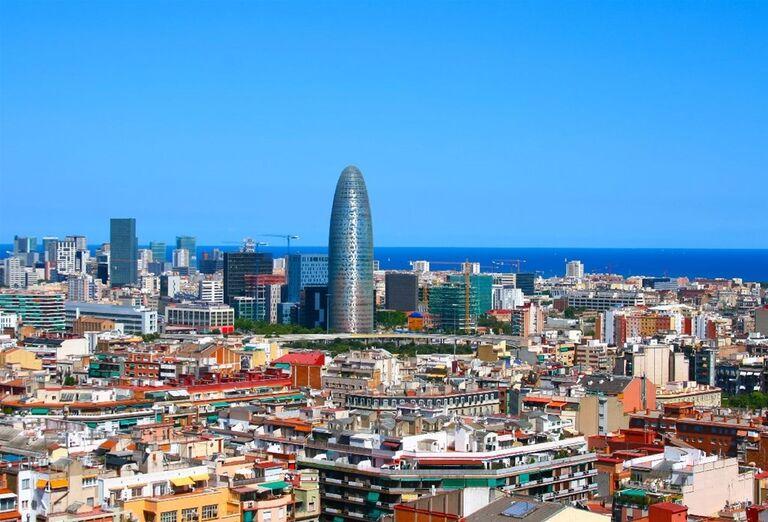 Poznávací zájazd v meste Barcelona