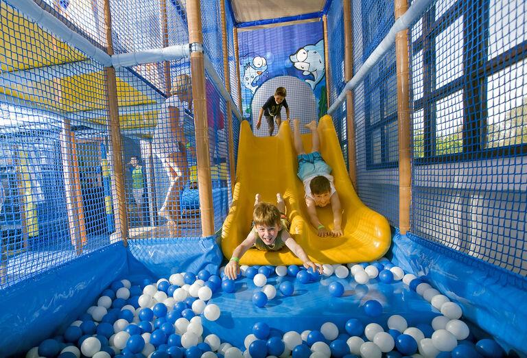Pre deti Hotelový Rezort Valamar Club Tamaris Resort ****
