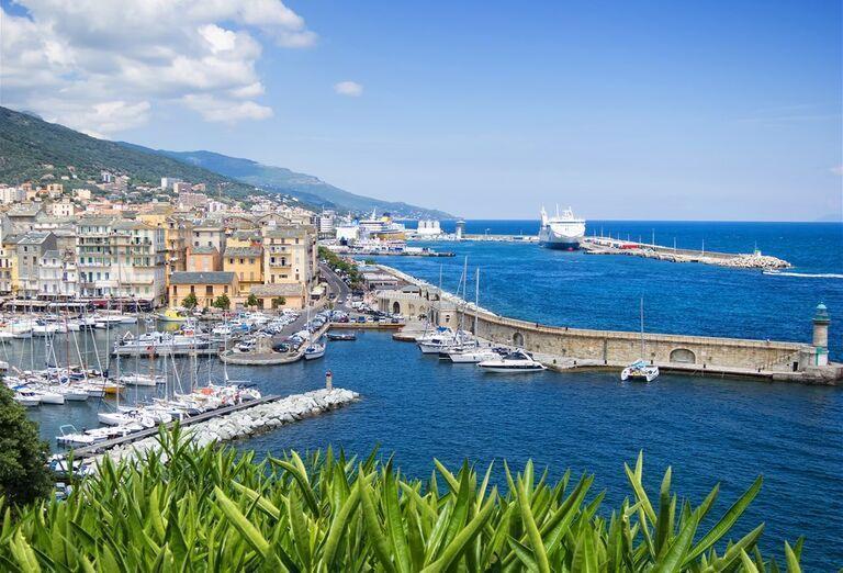 Prístav Bastia