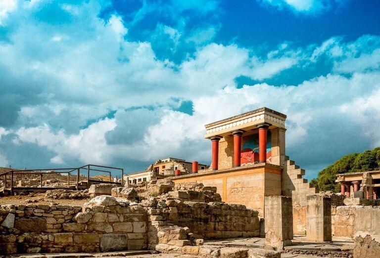 Archeologické múzeum v Heraklione