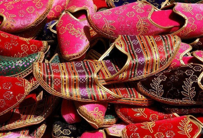 tradičné papuče Mostar