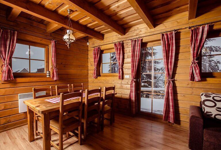 Ubytovanie v Drevenice Resort