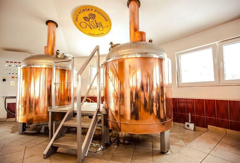 Horský pivovar v Drevenice Resort
