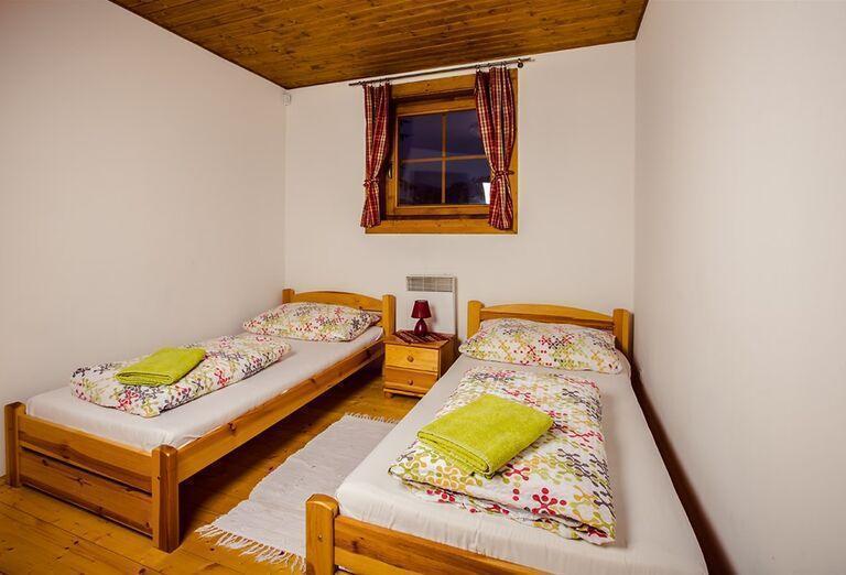 Komfortná izba v Drevenice Resort