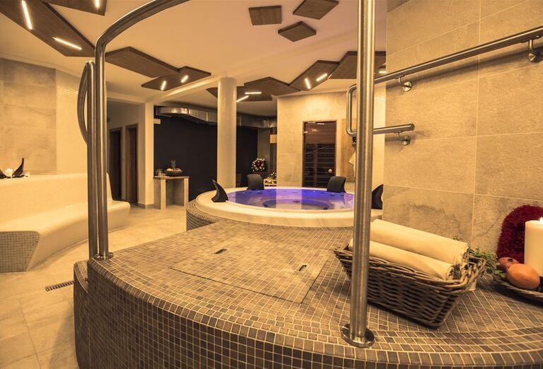 Wellness v Drevenice Resort