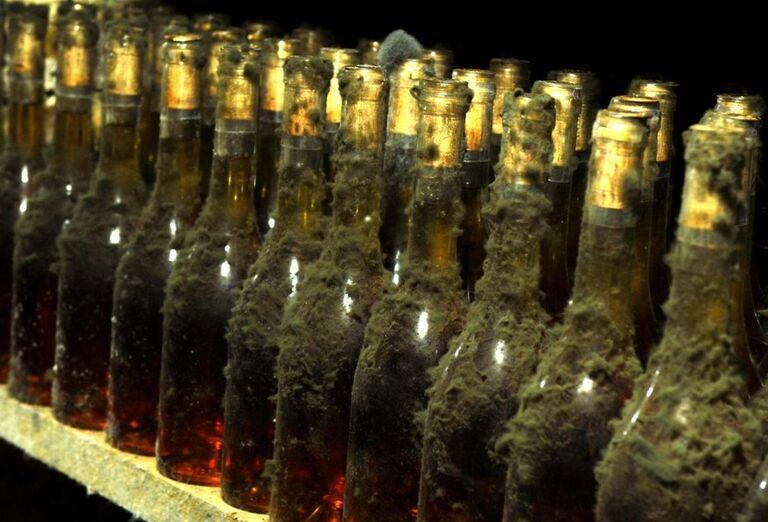 Staršie tokajské vína