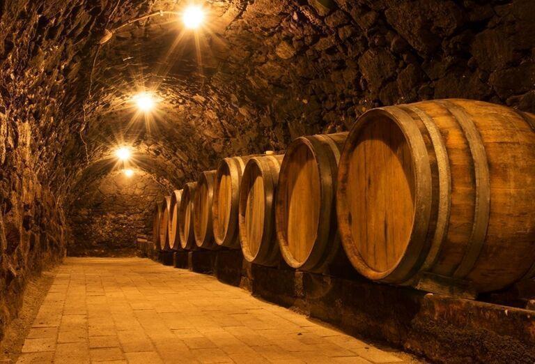 Maďarská vínna pivnica