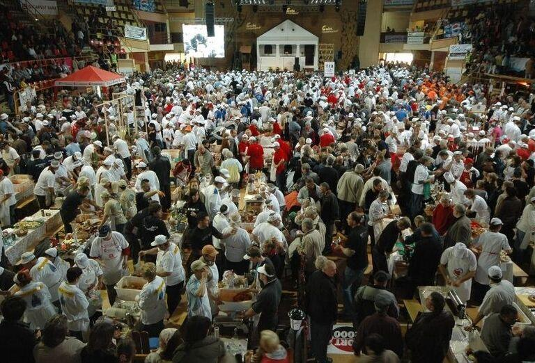 Čabiansky klobásový festival