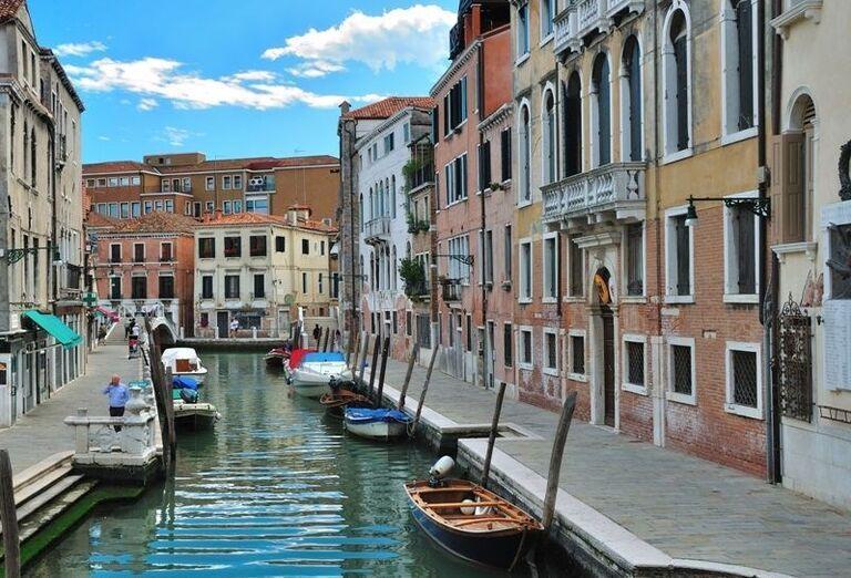 Benátky, kanál, poznávací zájazd, Taliansko