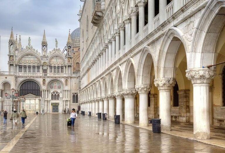 Piazza San Marko, Benátky, poznávací zájazd, Taliansko