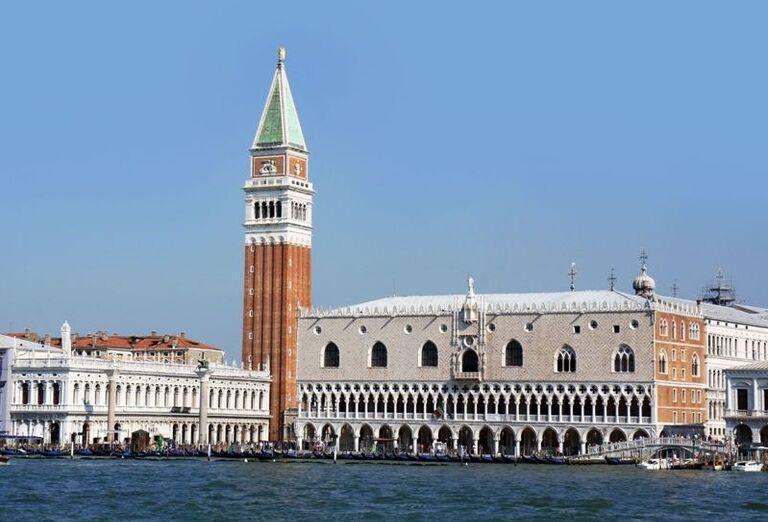 Hodinová veža, Benátky, poznávací zájazd, Taliansko