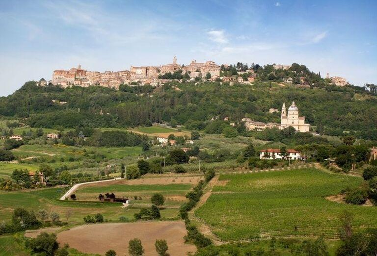 Toskánska krajina, poznávací zájazd, Taliansko