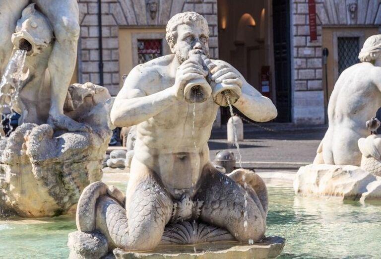 Piazza Navona, Rím, poznávací zájazd, Taliansko