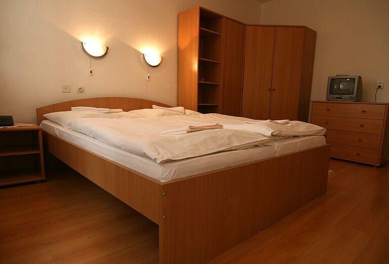 Ubytovanie v hoteli Flóra