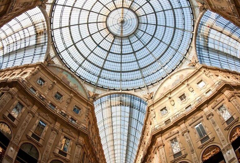Galéria Vittorio Emanuele, Miláno, poznávací zájazd, Taliansko