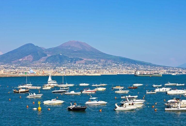 Neapol, Vezuv, poznávací zájazd, Taliansko