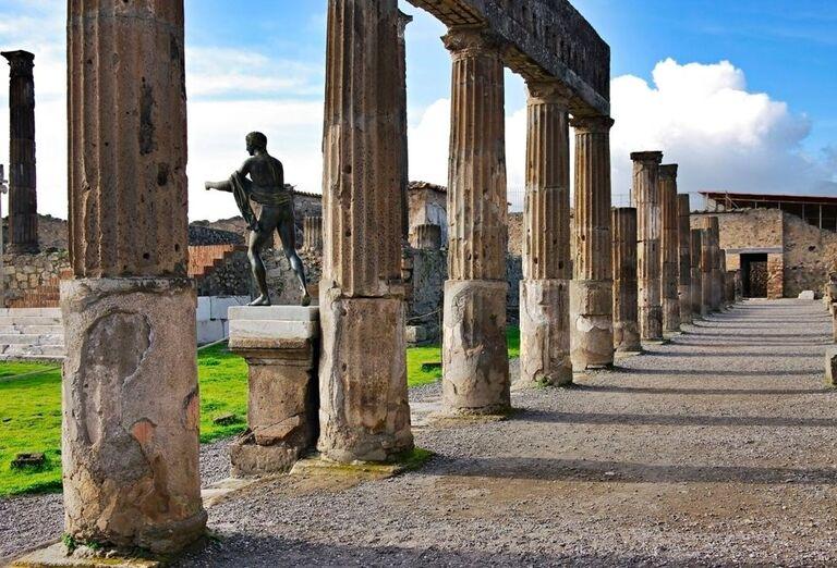 Pompeje, poznávací zájazd, Taliansko