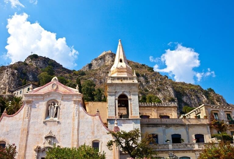 Taormina, Sivília, poznávací zájazd, Taliansko