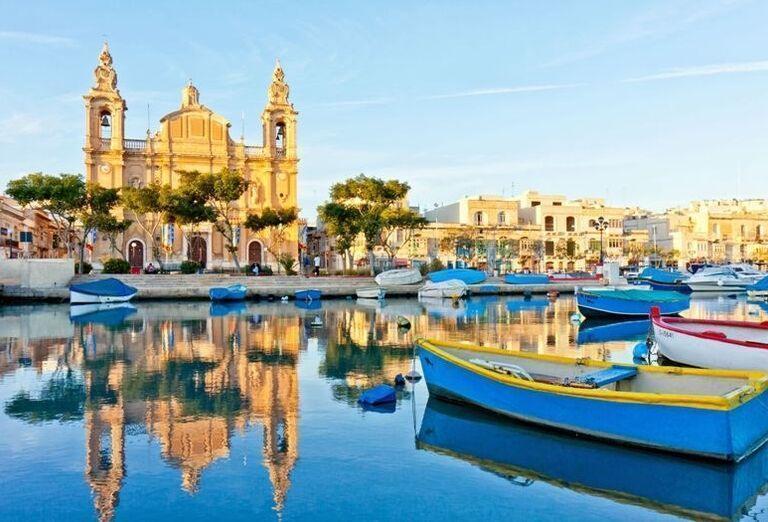 Valletta, poznávací zájazd, Malta