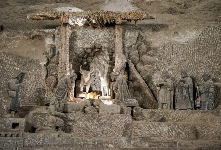 Kamenný betlehem