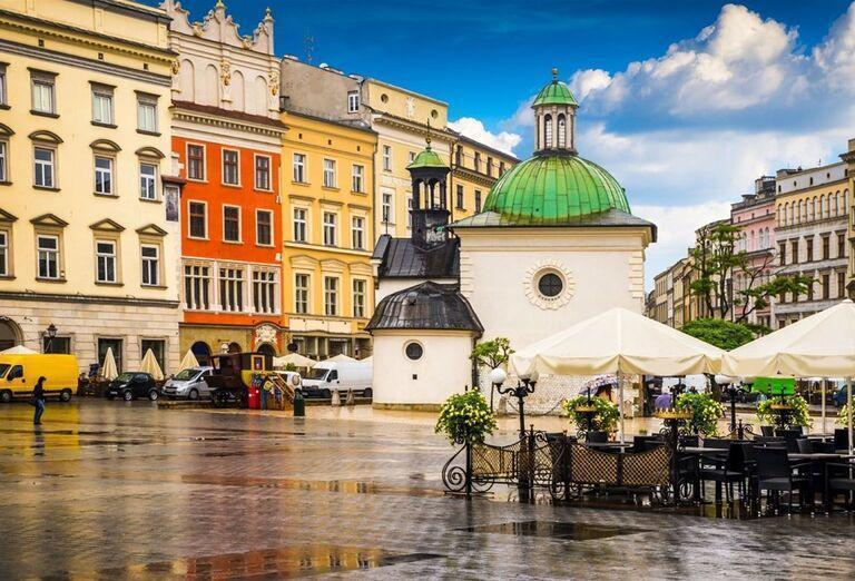 Kostol svatého Vojtěcha v Krakove