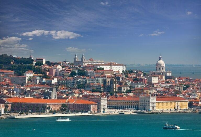 Panoráma Lisabonu, poznávací zájazd, Portugalsko