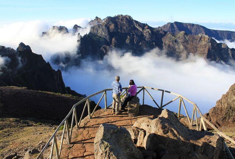 Madeira, poznávací zájazd, Potugalsko