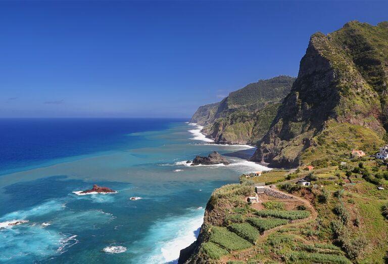 Pobrezia, Madeira, poznávací zájazd, Portugalsko