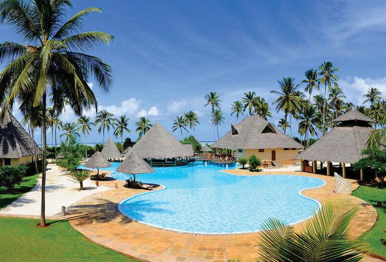 Ostatné Hotel Neptune Pwani Beach Resort & Spa *****