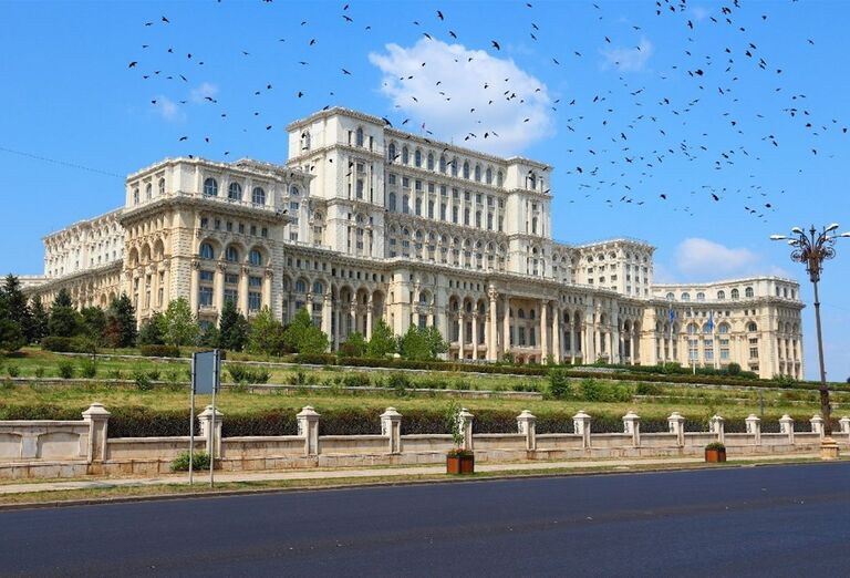 Parlament v Bukurešti