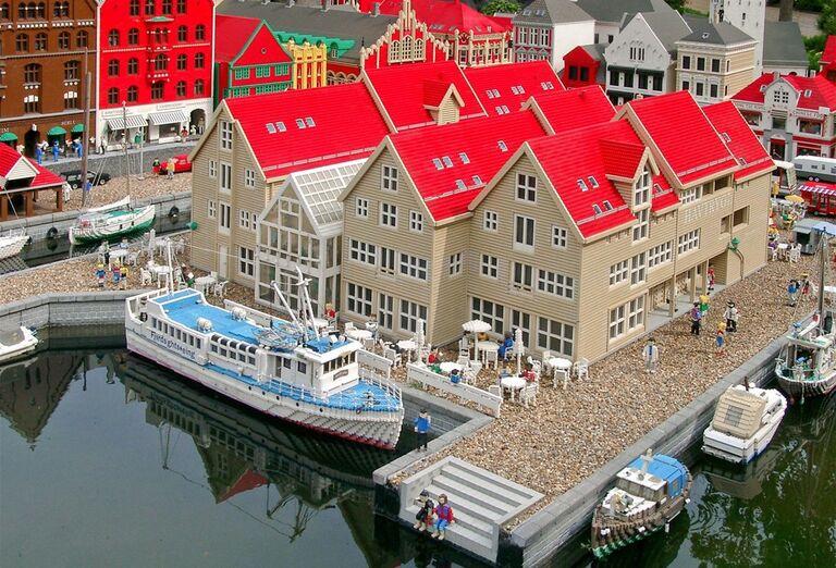 Legoland a rozprávkový svet pre deti, poznávací zájazd