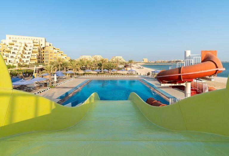Hotel Rixos Bab Al Bahr - tobogán