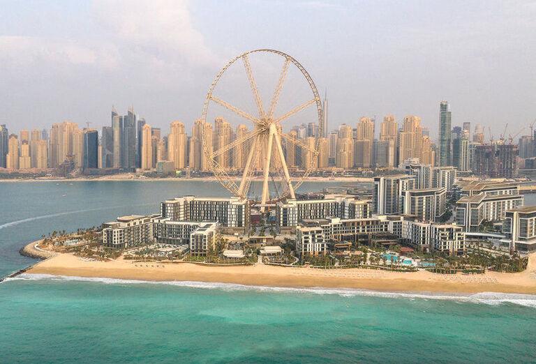Ostatné Hotel Mandarin Oriental Jumeirah Dubai *****