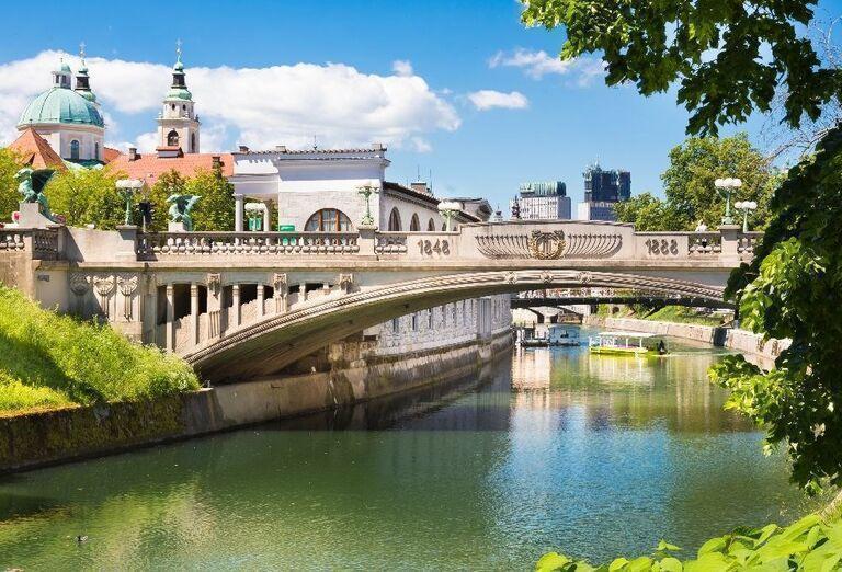 Dračí most Ľubľana