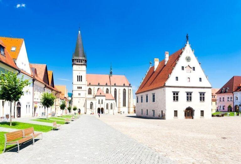Atrakcie Krásy východného Slovenska