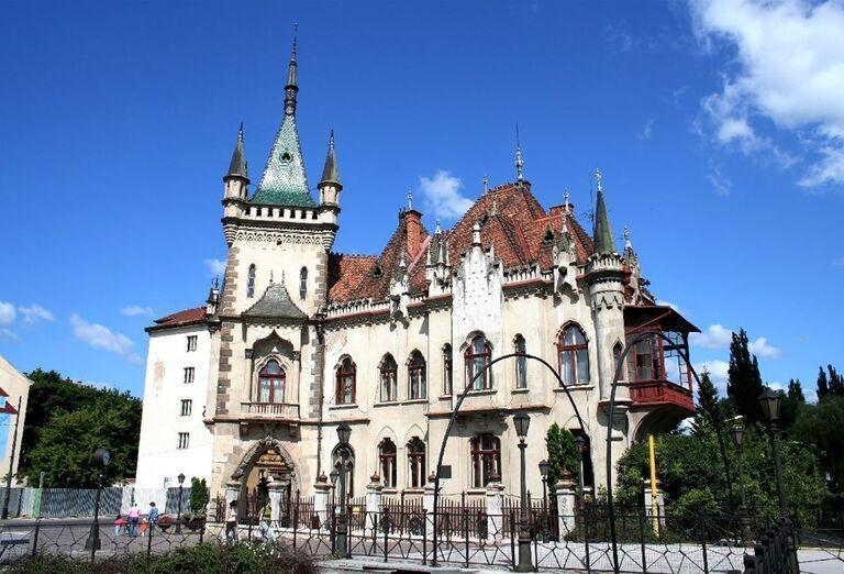 Krásy východného Slovenska - pamiatky a architektúra
