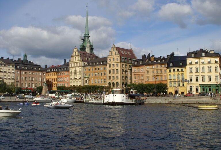 Staré mesto-Škandinávia