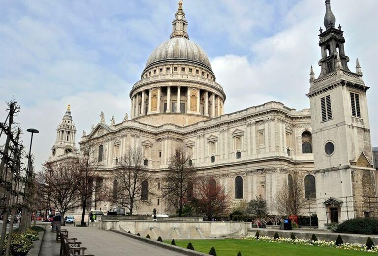 Katedrála St. Pavla-Londýn