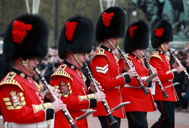 Vojaci-Londýn
