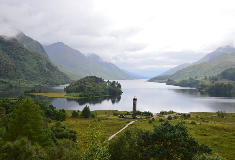 Lochness jazero