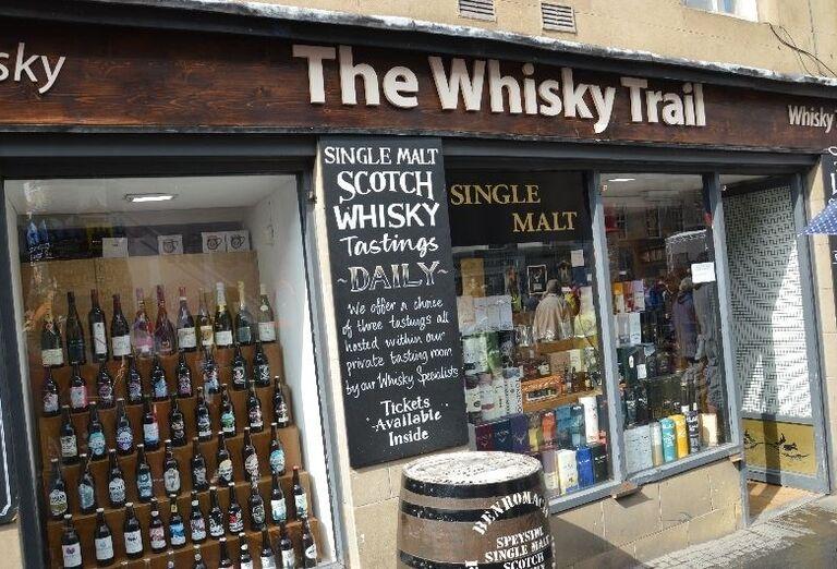 Tradičná škótska Whisky