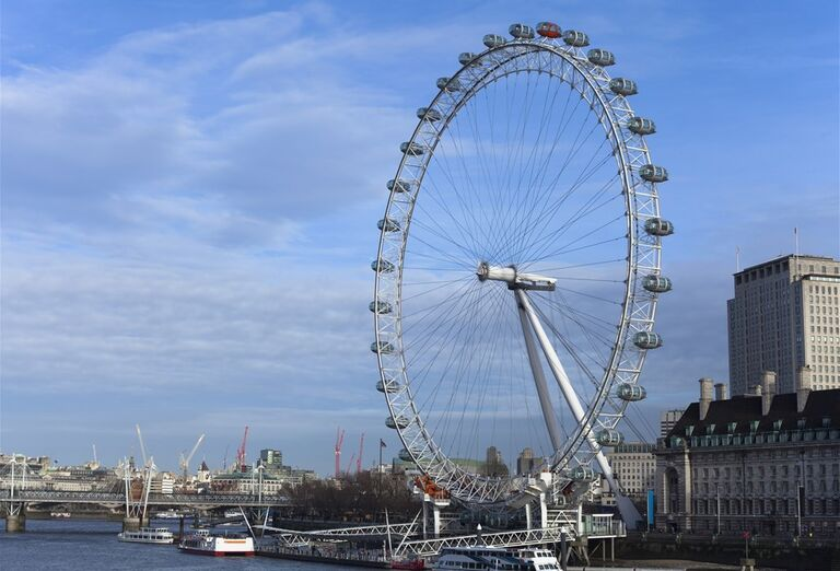 Londýnske oko