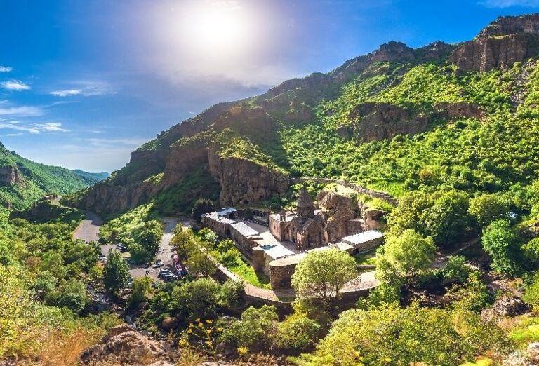 Geghardský kláštor
