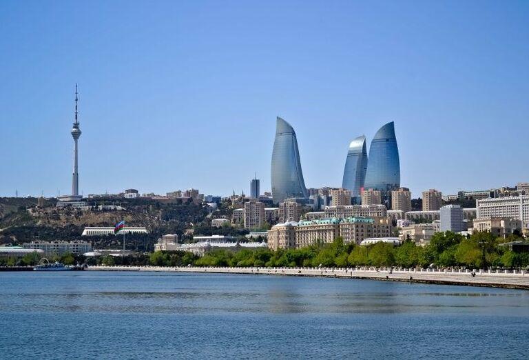 Nábrežie Baku