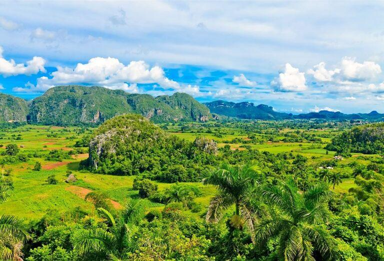 Oblasť Piňar del Rio