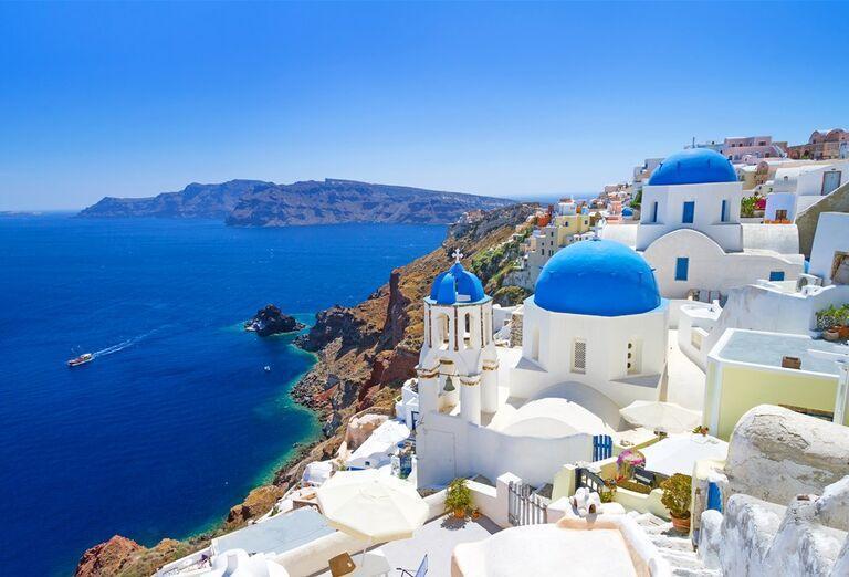 Výletná Loď Costa Deliziosa - Korfu, Santorini, Mykonos- mesto
