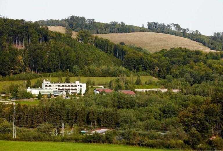 Okolie hotela Dam