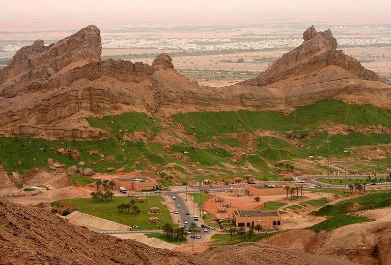 Príroda v Spojených Arabských Emirátoch